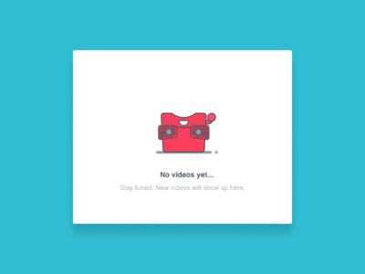 Empty state illustration 404 illustration 404 page ui design app empty state design illustration ui flat design flat