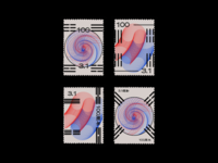 [graphic stamp design] the korean independence movement 3.1