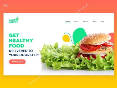 Foodrunner Header Image