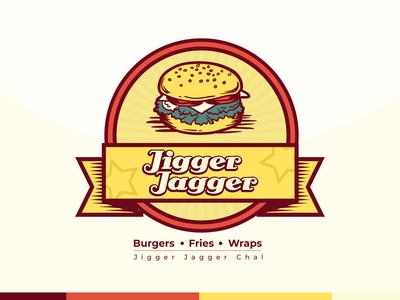 Jigger Jagger - Logo Design