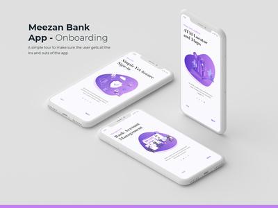 Banking App - Onboarding
