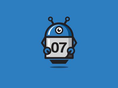 Robo Schedule robot calendar schedule date time remember