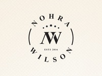Nohra Wilson - Logo proposal