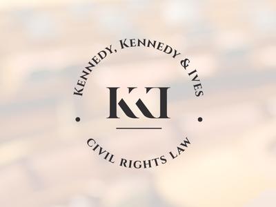 KKI - Kennedy, Kennedy & Ives rights civil law logodesign logo monogram