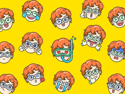 Character Emoji Design