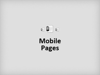 Mobile pages