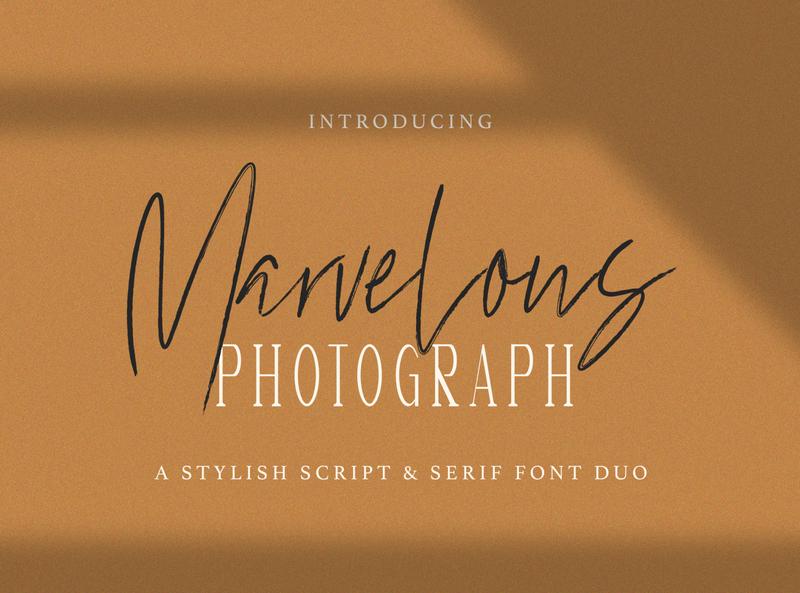 Marvelous Photograph - Font Duo caps serif ligature elegant handdrawn casual stylish textured feminime modern luxury signature handwritten handlettering calligraphy