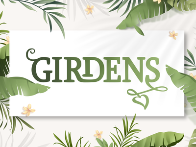 Girdens - Decorative Serif Font handwritten alternates stylish elegant modern casual logotype handlettering lettering typography font serif decorative display