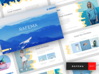 Rafema - Creative PowerPoint Template