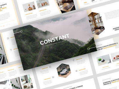 Constant - Creative PowerPoint Template