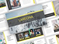 Lareona – Creative PowerPoint Template
