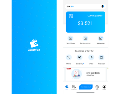 Concept Design For Wallet App app dashboard app concept web design ui  ux design ui wallet app wallet