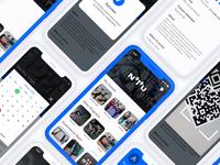 Health Fitness App | UI/UX