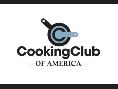 Larry J Sickmann Projects Cooking Club Logo