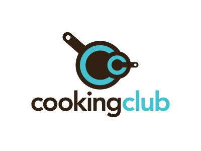 Cooking vertical logo