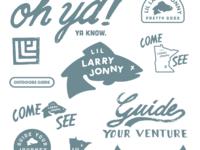 Lil Larry Jonny artifacts