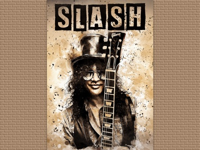 SLASH photomanipulation graphic design affiche photomontage design poster psd print compositing photoshop