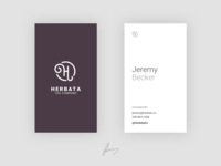 Herbata Business Cards