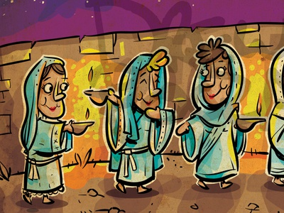 Parable of the Wise Virgins
