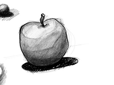 apple illustrator portret fresco adobe illustration art