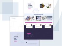 UxMax.in Landing page