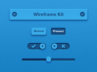 Tiny Wireframe Kit [Freebie]