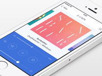 Player iOS 7 Another Direction [WIP]