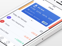 Walle Finance App [Light Version]