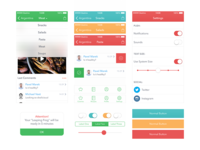 Foodie UI Kit
