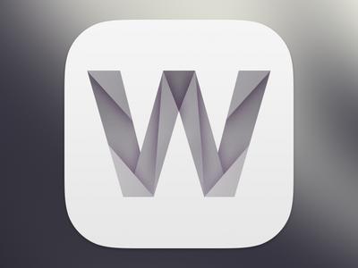 "Icon ""W"""