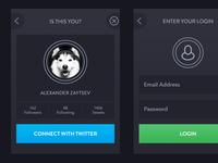 2 widgets for Secret Project