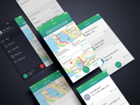 Secret Trips App