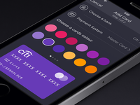 Walle Finance App [v2.0 Add Card]