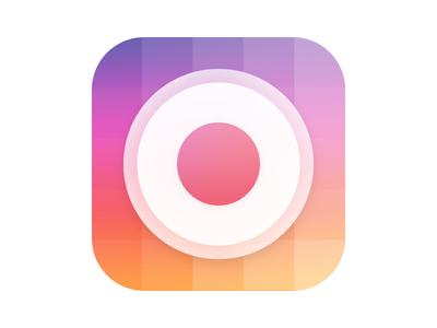 Secret iOS Icon app icon secret ios