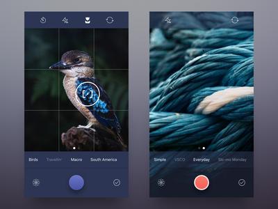 Camera for Pixty streams capture photo iphone ipad ios app