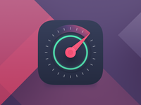 Possible Speedster Icon for iOS
