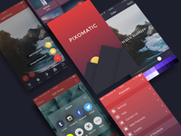 Pixomatic [Available in the App Store]