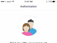 Profile  authorization