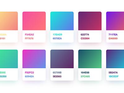 Sketch Gradients [Freebie] gradients gradient freebie android ipad iphone ios sketch app