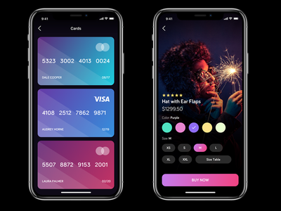 iPhone X Layouts
