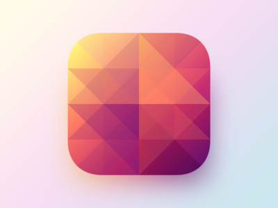 Icon for Palettes and Gradients App