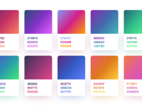 3 step gradients