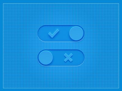 Freebie switches switch app ui iphone ipad ios freebies psd