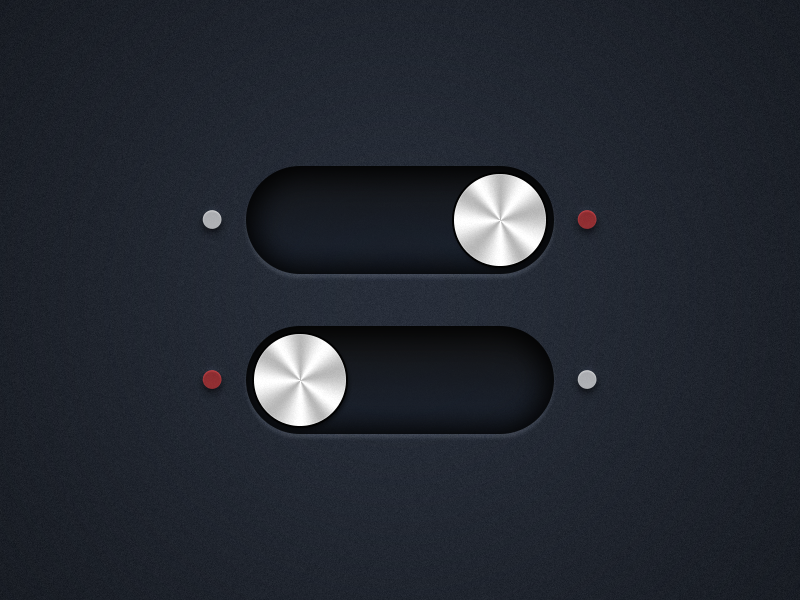 Switches for practice ios ipad iphone app ui psd freebie switch