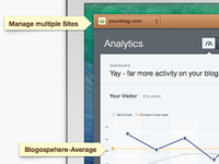 Web Analytics Screenshot