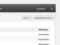 stil an;zeigen Webapp