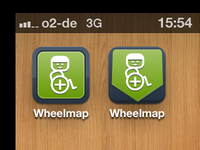 Wheelmap Iphone Icon