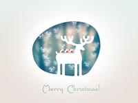 Christmas Postcard Sketch