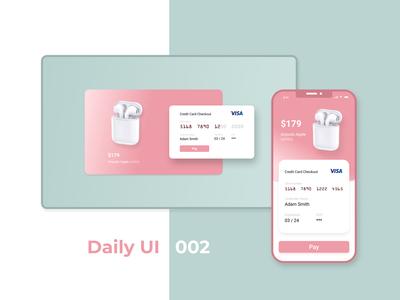 DailyUI 002