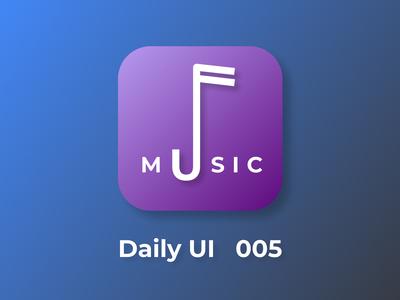 DailyUI 005